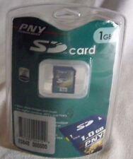 PNY SD Card 1GB