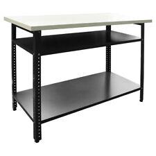 Werkbank Werktisch Werkstatttisch Montagewerkbank Stahl 120 x 85 x 60 cm