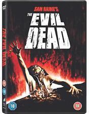 The EVIL DEAD (1981)  starring BRUCE CAMPBELL   SAM RAIMI  DVD  REGION 4