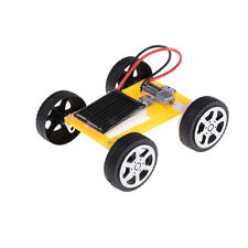 Solar Toy Car Mini Assemble DIY Educational Robot Kits Assembly Car Model Hot