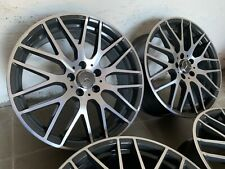 """Orig. AMG Performance Cerchioni 19"""" Mercedes Cla C117 CLA45 a W176 A45 W177"""