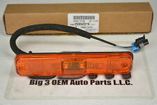 2003 2004 2005 2006 2007 2008 Hummer H2 Front Side Marker Lamp new OEM 25952319