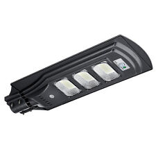 120W Bright Waterproof PIR Motion Sensor Wall Pole Street LED Solar Lamp Light