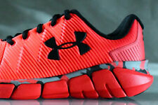 UNDER ARMOUR X LEVEL SCRAMJET 2 shoes for boys NEW & AUTHENTIC size (YOUTH) 1.5
