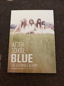 After School Blue Kpop K Pop Album