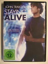 STAYING ALIVE - DVD - JOHN TRAVOLTA