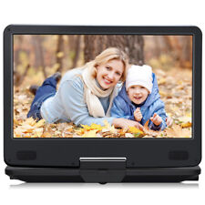 """14"""" Full HD Portable Blu-Ray DVD/MP4 Player HDMI USB AV IN/OUT AUX Dolby Battery"""