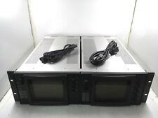Videotek VSM-61 and TSM-51 Vectorscope Waveform Monitor