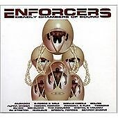 Various Artists Enforcers Deadly Chambers of Sound CD  3 x CD'S