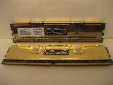 *NICE* OCZ 2GB DDR2 (2X 1GB) PC2 6400 OCZ8002048ELDCGE K Desktop Memory Ram
