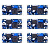 6 Pack LM2596 Convertitore Da CC A CC Buck Da 3,0-40 V A 1,5-35 V Modulo pe K9U3