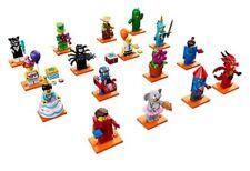 YRTS Lego 71021 Serie 18 Colección 16 Minifiguras Sin Policía ¡New!
