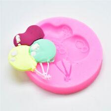 Three Balloons Silicone Cake Mould Baking Tools Gummy DIY Cake DecorSC