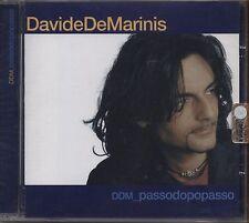 DAVIDE DE MARINIS - Passo dopo passo - CD 2001 SIG