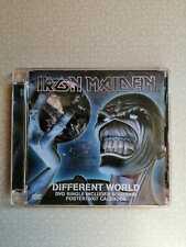 IRON MAIDEN – DIFFERENT WORLD – DVD SINGLE – NEW!