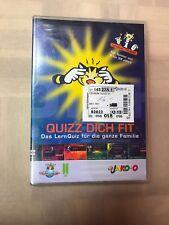 PC Lern Spiel, Neu Original Verpackt, Quiz Dich Fit