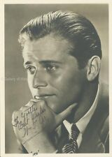 WILLIAM T. ORR - INSCRIBED PHOTOGRAPH SIGNED 1941