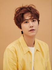 KYUHYUN [GOODBYE FOR NOW] 2nd Single Album Limited Edition CD+16p Post Card+Card
