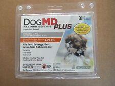 Dog MD Plus 4-22 Lb Dog Flea 3 Month Supply