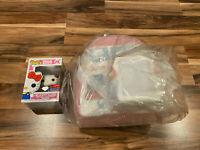 IN HAND * 2020 NYCC Funko Pop Hello Kitty Diamond Bundle Mini Backpack Loungefly