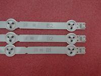 Original LED strip(3) for LG 32LN540V 32LN5400 32LN575 32LN577 6916L-1437A 1438A