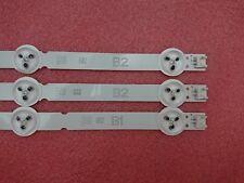 Original 3pcs 7LEDs 630mm LED strip for LG 32LN540V 6916L-1437A 6916L-1438A