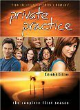 PRIVATE PRACTICE : The complete first season - ABC STUDIOS - DVD