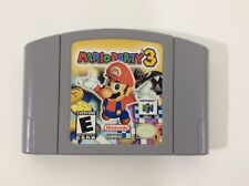 Mario Party 3 N64 Nintendo 64 Cart only Cleaned Tested working