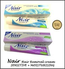 2 IN 1 PACK NAIR SENSITIVE & MOISTURISING CREAM WITH BABY CAMELLIA OIL BEST DEAL