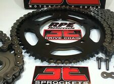 HONDA CRF230L '08-09 JT 520 OEM ALL STEEL HDS RACE CHAIN AND SPROCKETS KIT