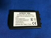 Hitech(Japan LiPOLY3.2Ah)For HHP Dolphin 99EX,99GX...#99EX-BTSC-1*SLIM Battery
