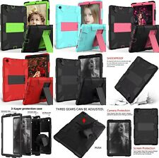 Tablet Heavy Duty Rugged Stand Case Cover For Samsung Galaxy Tab A 8.0 T290 T295