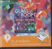Simon Mawer The Glass Room Playaway MP3 Digital Audio Book Portable Unabridged