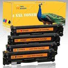 4x non-OEM TONER alternativa per HP Color LaserJet Pro m250 Series eu04