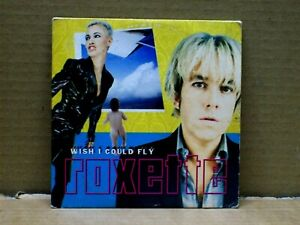 ROXETTE-CD SINGOLO- WISH I COULD FLY--- USATO