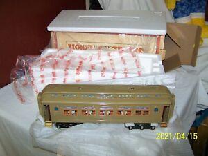 LIONEL MTH 11-40093 TINPLATE 431 DINER CAR ~ MOJAVE ~ STANDARD GAUGE  ~ NOS !