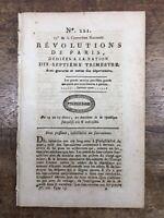 Condamné à mort à Lyon et Marseille 1794 Custine Camille Desmoulins Toulon