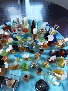 Parfum Minitaturen Konvolut 62 Stück