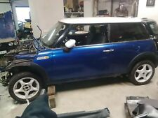 Mini One Cooper Diesel Totalschaden For Parts Only
