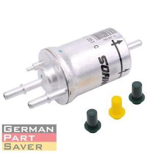 OEM Fuel Filter 6.6 Bar Pressure Regulator Audi A3 TT VW Golf Jetta 1K0201051K
