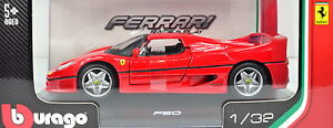 Ferrari F50 Red scale 1:3 2 From Bburago