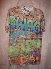 Men's Ryde Out Casual Shirt Size M SWAG FRESH YOLO DOPE