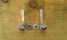 Vintage Campagnolo C-Record / Chorus downtube friction shifters