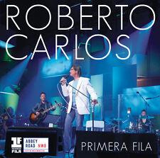 Primera Fila - Roberto Carlos (2015, CD NUEVO)