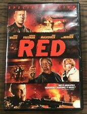 Red (Special Edition) - DVD By Bruce Willis - VERY GOOD *SHIPS FREE*