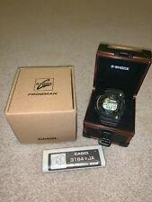 BNIB CASIO G-SHOCK GWF-1000G-1JR FROGMAN Watch Yellow Gold with treasure box