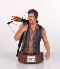 Daryl Dixon Norman Reedus The Walking Dead Bust Büste Statue Gentle Giant