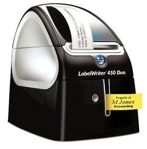 Dymo LabelWriter 450 Duo Label Maker