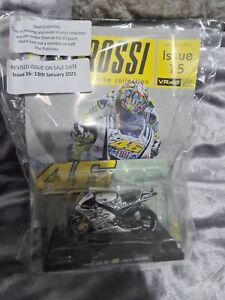 ROSSI BIKE COLLECTION 1: 18 SCALE MODEL issue 15