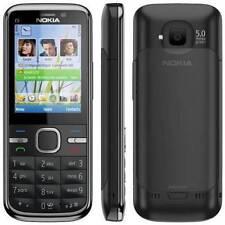 New Condition Original Nokia C5-00 Unlocked  Russian Hebrew Keyboard Cellphone